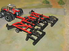 1/64 Ertl Case IH True Tandem 330 Turbo Disk Farm Toy