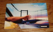 Original 2002 Mazda Car & Truck Full Line Sales Brochure 02 Miata Protege 626