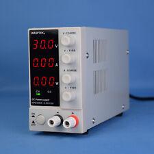Adjustable Power Supply 30v 6a 110v Precision Variable Dc Digital Lab 13kg