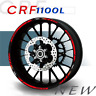 Reflective Wheel Sticker Rim Decal Fits For Honda Africa Twin CRF1100L CRF 1100L