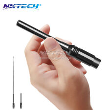 NKTECH SMA-M Antena NK-960G para Kenwood Wouxun TYT iCOM DM-UVF10 MD-380 MD-390