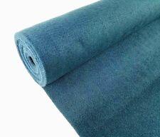 5 Yards Blue Upholstery Durable Un-Backed Automotive Trim Carpet 40
