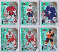 18/19 MVP Anniversary Colors and Contours Henrik Zetterberg Red Wings 32/199