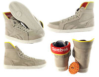 New Authentic Vintage REEBOK High Tops - SL Flip Neutral UK 8