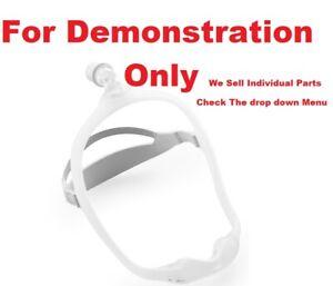 Philips Respironics DreamWear Nasal Part Under The Nose Cushion HeadGear Swivel
