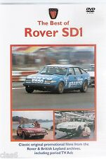Best of ROVER SD1 DVD - BL Factory Archive Films - Rover 2300 2600 3500 *NEW
