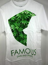 FAMOUS, STARS AND STRAPS, MEDICINAL, T-SHIRT, SMALL, 100% COTTON, NEW W/TAGS
