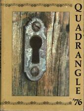 Lagrange College Georgia 1976 Quadrangle Yearbook Annual