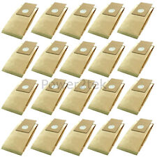 20 x E82, U82 Hoover Bags for Electrolux Boss Stairmaster BOSS Upright B2280 Fil
