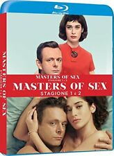 Masters of Sex - Series 1 + 2 (2013/14) * Martin Sheen UK Compatible Blu-Ray NEW