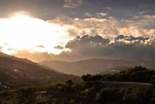Frigiliana Nerja Andalusia Mediterranean Costa del Sol Spain Photograph Print