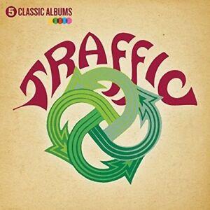 Traffic - 5 Classic Albums [CD]