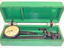 Federal Testmaster Indicator Gauge Jeweled Vintage Untested