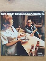 Dave Dudley Sings Listen Betty I'm Singing Your Song SR 61315 Vinyl LP US Imp