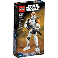 LEGO STAR WARS / 75108 CLONE COMMANDER CODY / FIGURE / BNIB NEW SEALED✔