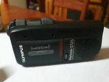 Olympus S725 Microcasette Recorder