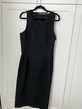 Saba Pencil Dress Size 10 Black