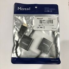 Moread HDMI to VGA Adapters 2pcs. per pack