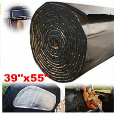 39x55in Car Accessories Hood Turbo Heat Shield Barrier Thermal Pad Mat Insulator
