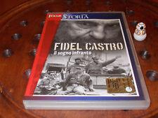 FIDEL CASTRO - IL SOGNO INFRANTO Editoriale Dvd ..... PrimoPrezzo
