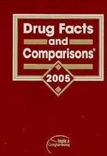 Drug Facts and Comparisons 2005 (Drug Facts and Comparisons)