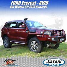 SAFARI 4X4 SS984HF SNORKEL for FORD EVEREST 4dr Wagon AWD 3.2L TDiesel 07/2015 O