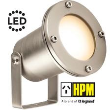 HPM TULI 12V LED Garden Light Pond Spotlight 4.5W 3000K IP68 DIY Stainless Steel