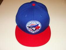 Toronto Blue Jays Custom New Era Cap Hat 7 3/8 59fifty MLB Baseball Royal Red