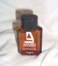 Azzaro Pour Homme Eau De Toilette Mini Bottle 98% Full of .33 fl oz Bottle