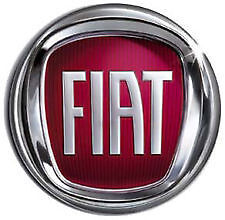 Fregio Logo Stemma Emblema Fiat Posteriore Fiat Multipla Dal 2004 > Diametro120