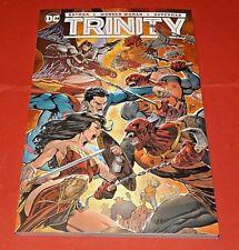 Trinity Nr. 4 DC Comic Superman Wonder Woman Batman - Finalausgabe  ungelesen