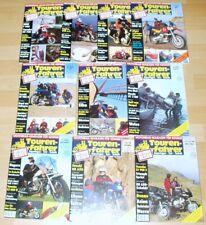 Tourenfahrer 1994 komplett 1-12 Motorrad Reisen Test Technik Jahr Zeitschrift