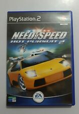 Need for Speed Hot Pursuit 2 PlayStation 2 (ps2) Pal España COMPLETO