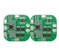 2 x 4S 10A 18650 Li-ion Lithium Battery BMS Circuit Protection Board 14.8V 16.8V