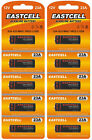 ☀️☀️☀️☀️☀️ 10 x 23A ( A23 MN21 VR22 L1028 ) 12V  Alkaline Batterie EASTCELL