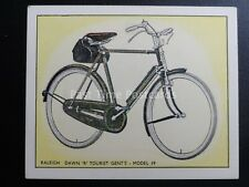 No.8 DAWN 'R' TOURIST - MODEL 19 Raleigh The All Steel Bicycle by Raleigh 1957