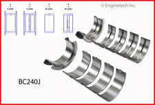 Engine Crankshaft Main Bearing Set ENGINETECH, INC. BC240J020