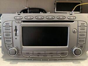 Ford 2010-12 Mondoe, Focus ,S Max And Galaxy MK2 Navigatin Radio Repair Service