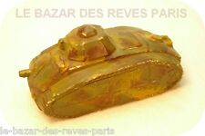 Char B1 bis.  plâtre et farine