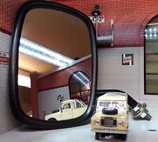 Land Rover Serie 2 2a 3 groß Convex Außenspiegel Spiegel Kopfstücke MRC8276 x2