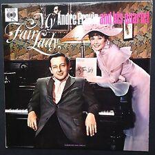 Andre Previn's MY FAIR LADY cool jazz LP Red Mitchell Herb Ellis Audrey Hepburn