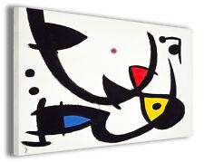 Quadri famosi Joan Mirò vol XX Stampa su tela arredo moderno arte design