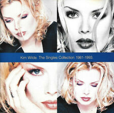 Kim Wilde 'The Singles Collection 1981-1993'