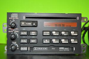 94 95 C4 Chevy Corvette factory BOSE CD cassette player radio stereo 16172721