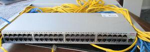 PowerDsine 6548 48 Port Managed Switch rack mountable  POE