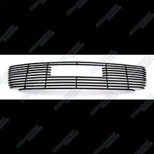 Fits 2003-2004 GMC Sierra 2500/ 2003-2007 1500/2500HD Black Tubular Grille