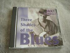 Jake Sampson - Three Shades of the Blues CD SEALED Holladay