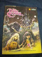THE DARK CRYSTAL MARVEL COMIC BOOK JIM HENSON 1982 RARE
