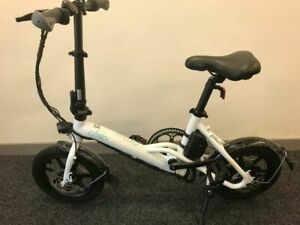 FIIDO D3 Folding Stem Electric Bike