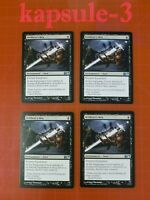 4x Artificer's Hex | M14 Magic 2014 | MTG Magic Cards